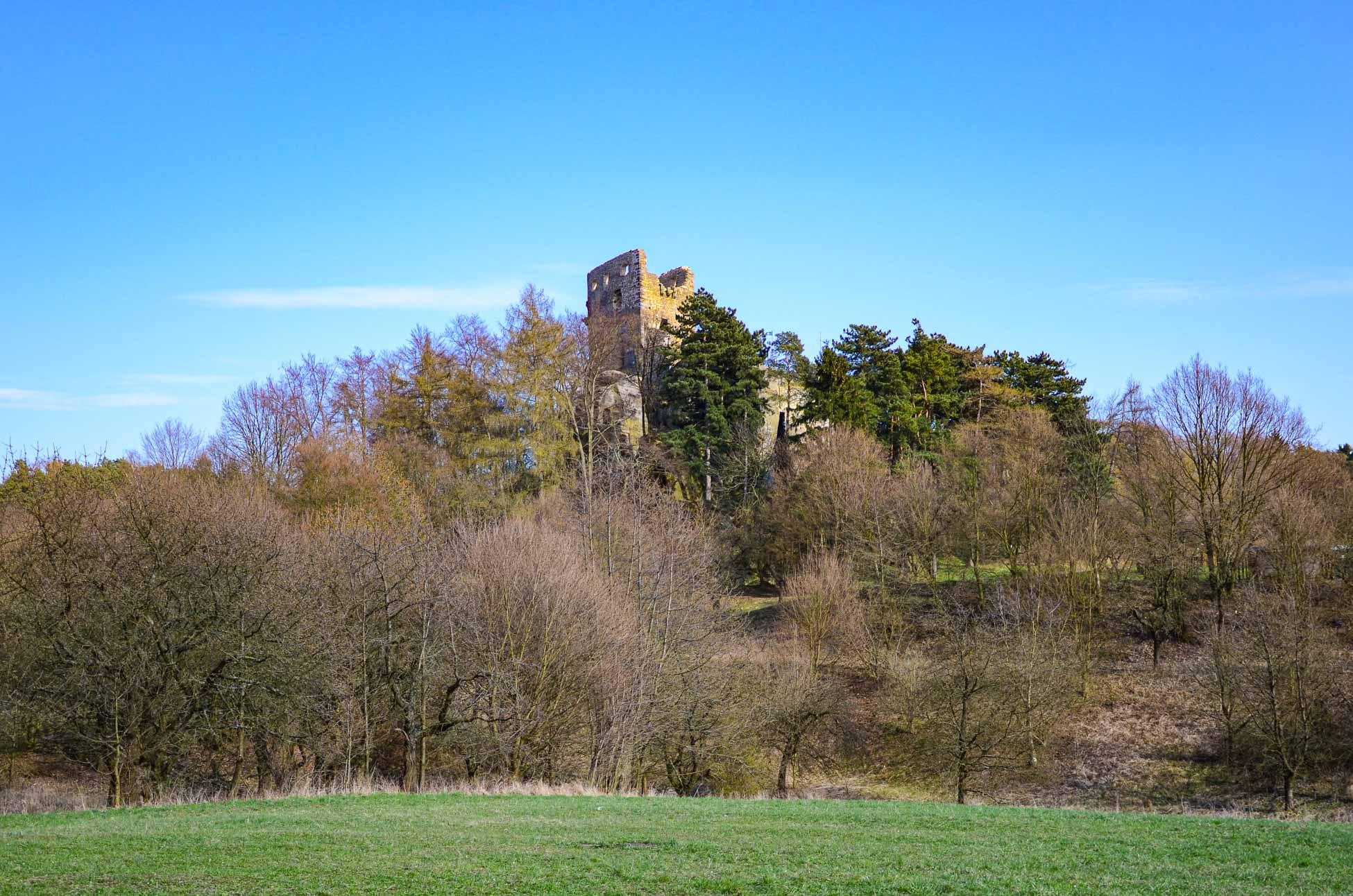 Tipy na výlety v okolí hradu Valečov